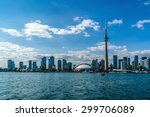 The Beautiful Toronto's Skylin...