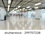 store blur background with bokeh | Shutterstock . vector #299707238