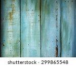 blue wooden pattern background | Shutterstock . vector #299865548