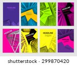 Vector Business Brochure Cover...