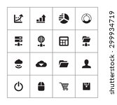 development  soft icons... | Shutterstock . vector #299934719