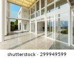 Architecture  Wide Veranda Of A ...