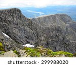 A View From Ben Nevis The...
