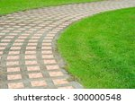 pathway | Shutterstock . vector #300000548