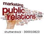 Public Relations Word Cloud...