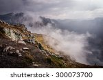 landscapes in mountains....   Shutterstock . vector #300073700