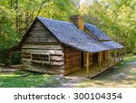 Historic Cabin At Great Smoky...