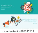 flat vector illustration.... | Shutterstock .eps vector #300149714