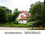 house museum of russian artist... | Shutterstock . vector #300250610