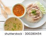 Hainanese Chicken Rice   Thai...