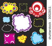shapes for your ideas | Shutterstock .eps vector #3002811