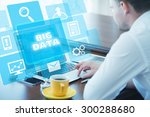 business  technology  internet... | Shutterstock . vector #300288680