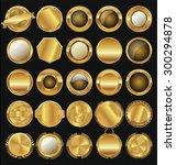 premium  quality retro vintage... | Shutterstock .eps vector #300294878