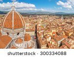 Florence Skyline  Cathedral...