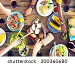 Food Table Celebration...