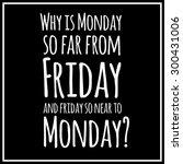 funny  inspirational quotation... | Shutterstock .eps vector #300431006