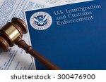us customs and border...   Shutterstock . vector #300476900