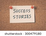 Small photo of Success stories