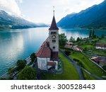 Brienz Church  View From A...