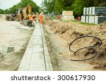 Picture Of Highway Constructio...