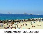 mediterranean . france . cote d'... | Shutterstock . vector #300651980
