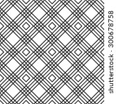 the geometric pattern by...   Shutterstock .eps vector #300678758