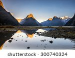 Landscape Milford Sound New...