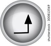 arrow sign.