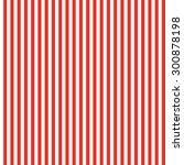 red   white vertical stripes... | Shutterstock .eps vector #300878198