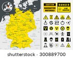 Nuclear Power Plant Map Of...