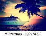 Yacht Cruise Ship Sea Ocean...