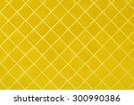 Yellow Mosaic Tiles Texture...