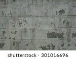 paint peeling from an old wall   Shutterstock . vector #301016696
