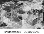 Abstract Sea Geometric...