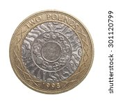 Pound Coin   2 Pound Currency...