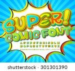 creative high detail high... | Shutterstock .eps vector #301301390