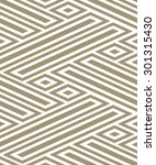 abstract geometric pattern with ... | Shutterstock . vector #301315430