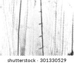 vector dotted grunge texture .... | Shutterstock .eps vector #301330529