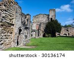 Ashby Castle In Leicestershire
