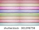 Colors Wood Plank Wall Texture...