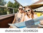 travel  tourism  summer... | Shutterstock . vector #301408226