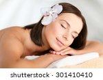 health  beauty  resort and... | Shutterstock . vector #301410410