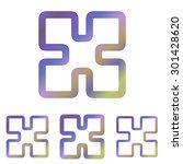 color line technology logo...