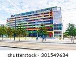 melbourne  australia   july 25  ... | Shutterstock . vector #301549634