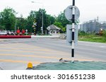 caution going train  motion...