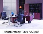 office furniture   Shutterstock . vector #301727300