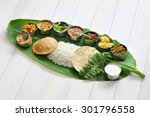 Meals Served On Banana Leaf ...