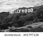 los angeles  california  usa  ... | Shutterstock . vector #301797128
