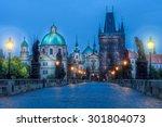 The Historic Center Of Prague ...