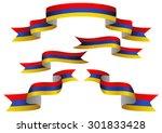 set of armenia insignia in...